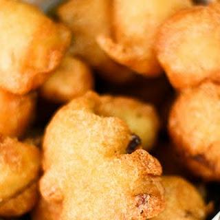 Punugulu | Punukulu | Crispy Fritters with Dosa Batter