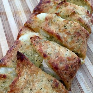 Stuffed Brie Bread Recipe