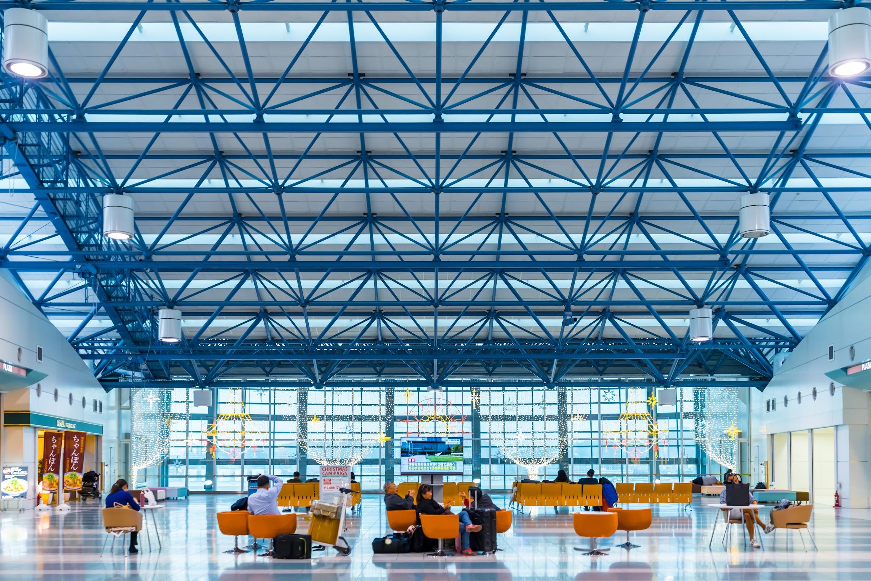 福岡空港 国際線ターミナル2