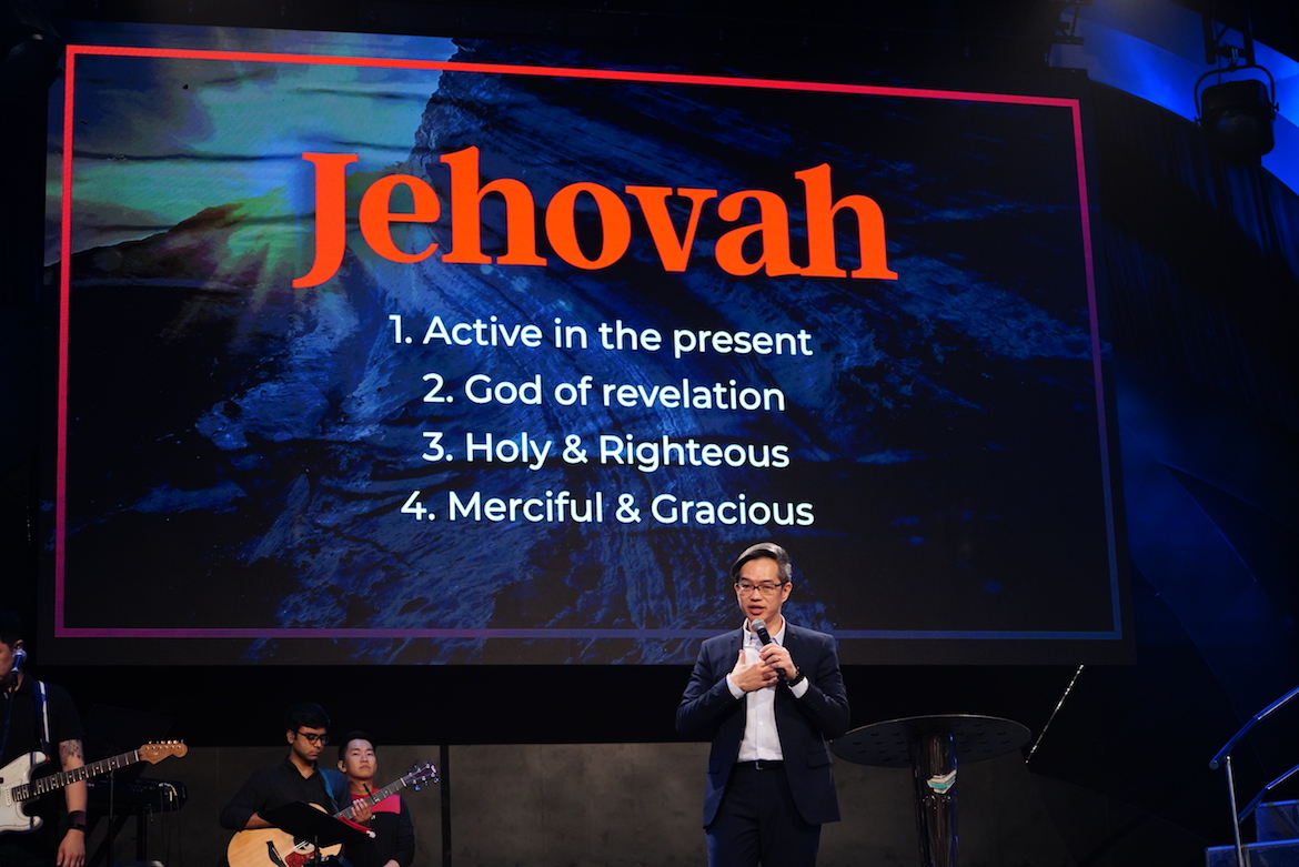 English Service, Jurong West, 2019, Preaching, Bobby Chaw