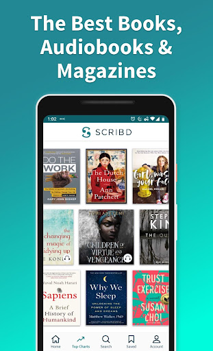 Scribd: Audiobooks & ebooks Apk 1
