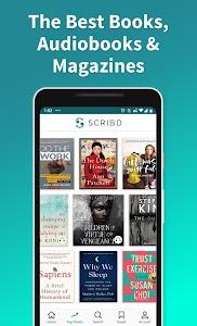 Scribd: Audiobooks & ebooks 10.19