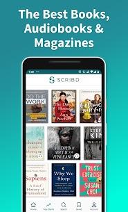 Scribd: Audiobooks & ebooks 1