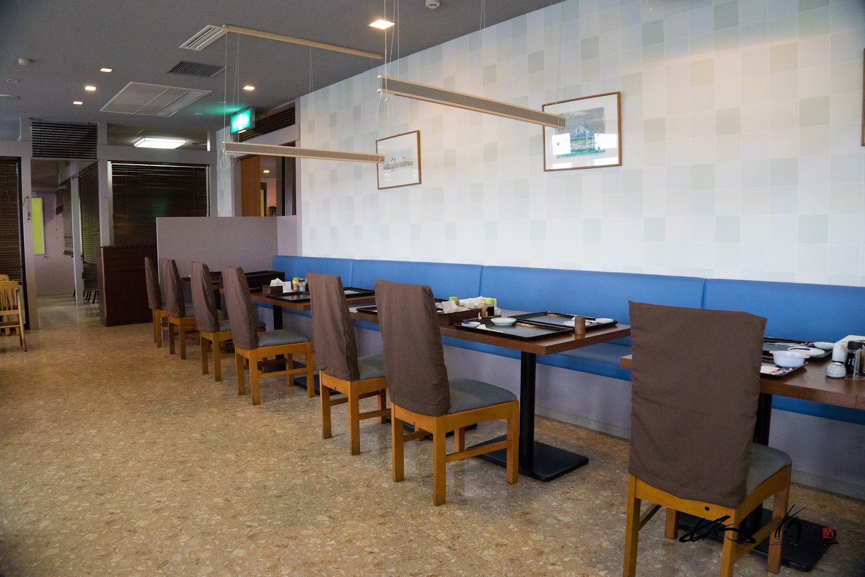 2Fのレストラン