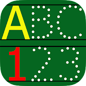 ABC123 English Alphabet Write