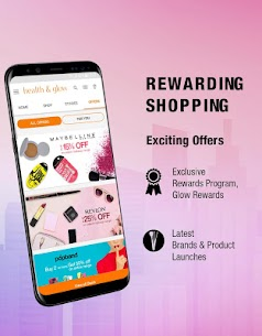 Download Health & Glow – Online Beauty Shopping App for Android 4