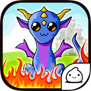 Dragons Evolution -Merge Clicker Kawaii Idle Game