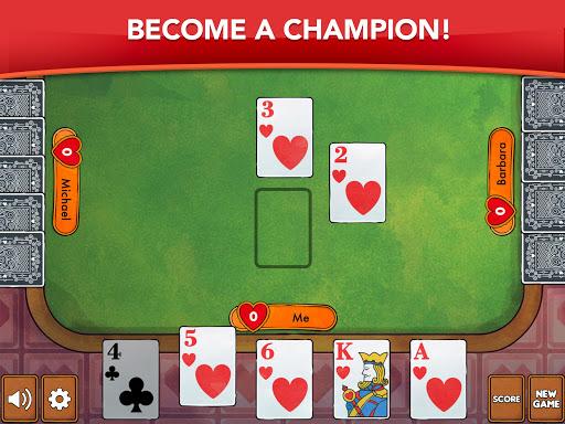 Hearts - Card Game Classic filehippodl screenshot 7