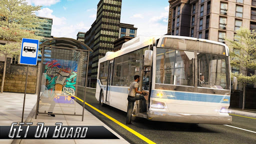 Passenger Bus Taxi Driving Simulator 1.2 screenshots 2