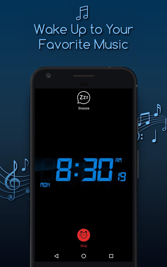 Alarm Clock for Me free Android 1