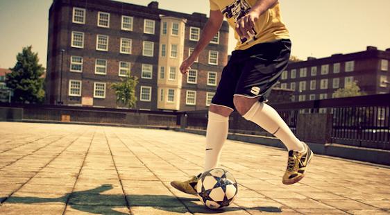 Freestyle Football - náhled