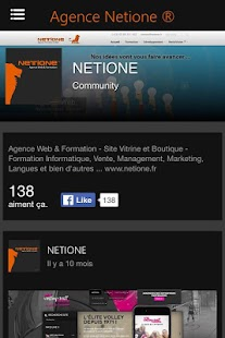 Netione ®- screenshot thumbnail