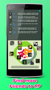 Roleplay app