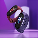 Mi Band 4 Animated Watch Faces - WatchFace App MB4 icon