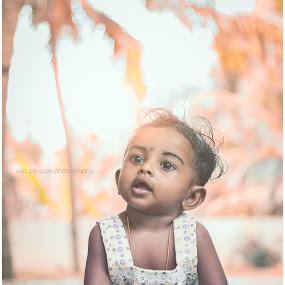Baby doll by Ajin Ponipas - Babies & Children Children Candids
