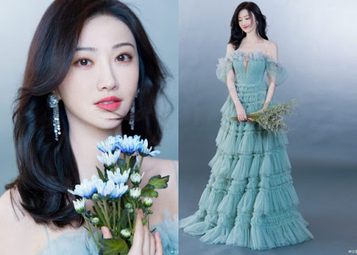 Jing Tian's Dress Gets a Photoshop Makeover from the CCTV Censors