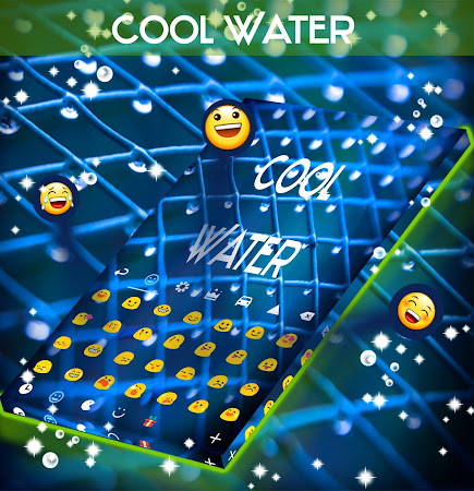 Cool Water Keyboard 1.224.1.81 screenshot 933395