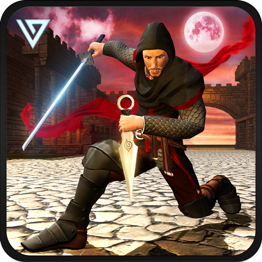 World of Ninja Warriors - Revenge Battle