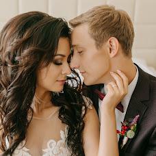Wedding photographer Oksana Baranova (blackcat88). Photo of 20.08.2018