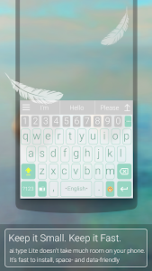 ai.type keyboard Lite Lite-0.9.7