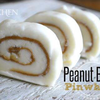 Powdered Sugar Peanut Butter Pinwheels Recipes