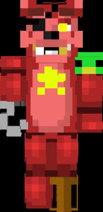 Rockstar Foxy Nova Skin