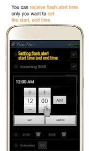 Flash Alert - Flicker Light screenshot 3
