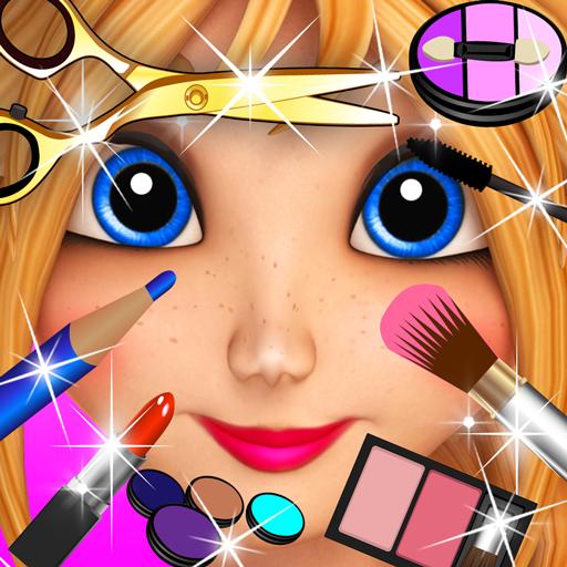Make Up Games Spa: Princess 3D Icon