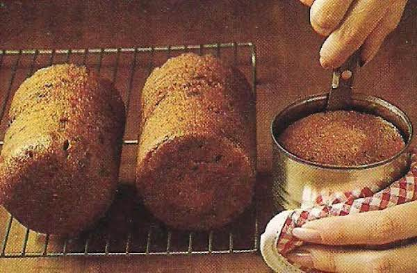 Steamed Brown Bread Recipe