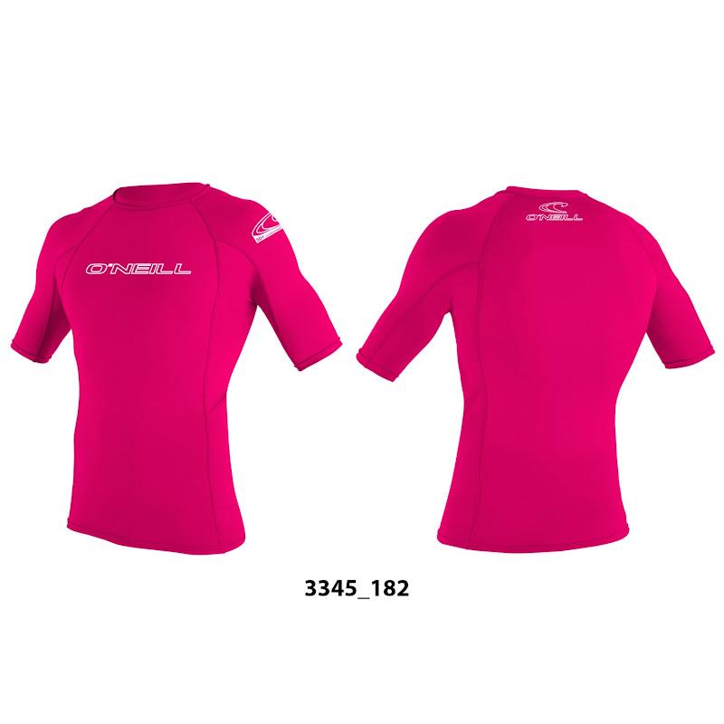 Youth Unisex Basic Skins S/S Crew watermelon O'NEILL - 3345