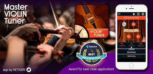 Master Violin Tuner - Apps on Google Play