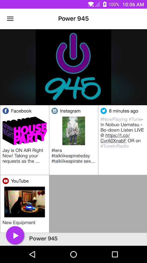 Power 945- screenshot