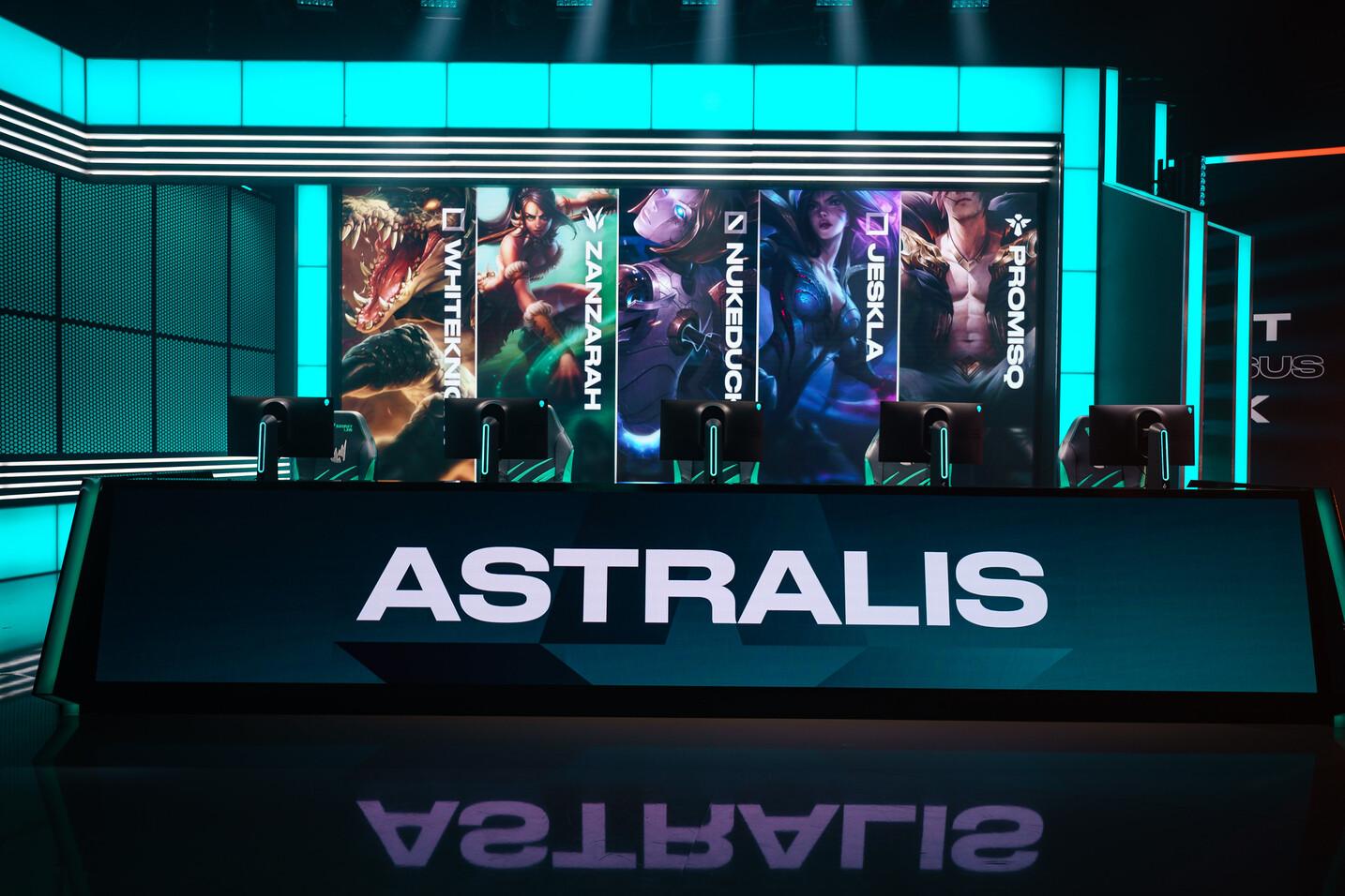 Đội Astralis của Đan Mạch đã trở thành tổ chức thể thao điện tử đầu tiên trên thế giới được niêm yết chính thức trên thị trường