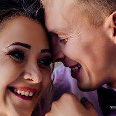 Wedding photographer Artem Strupinskiy (strupinskiy). Photo of 21.08.2018