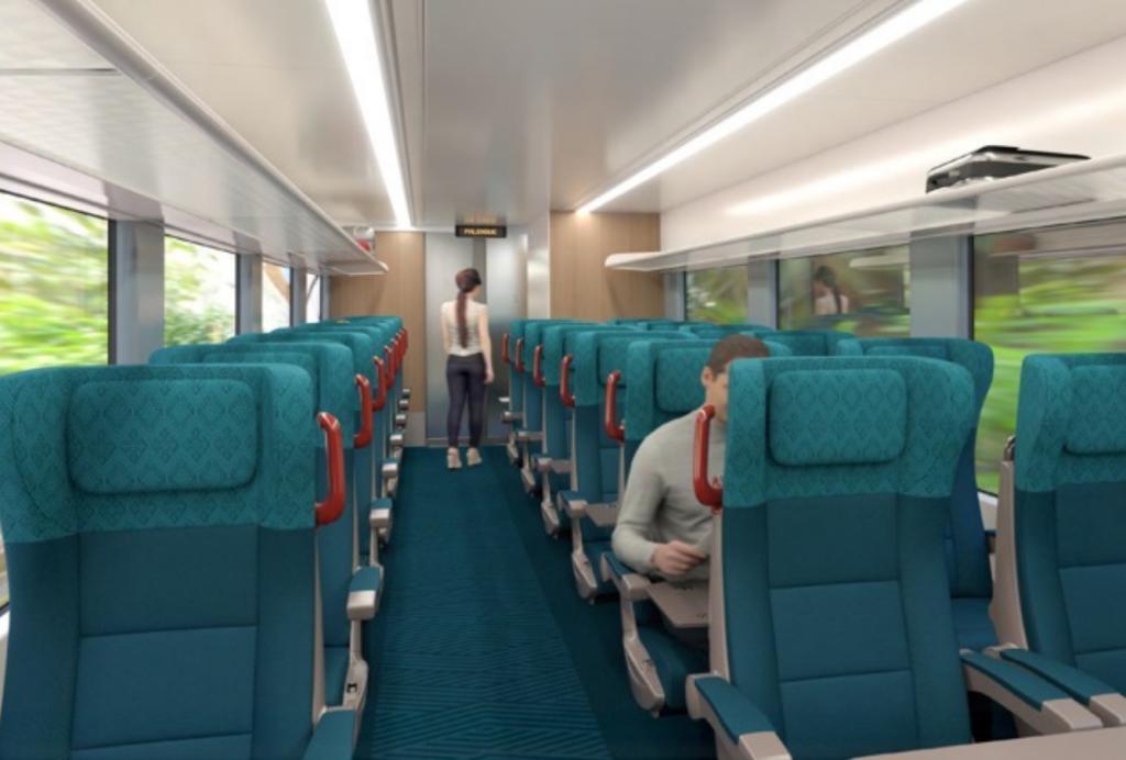 clase turista tren maya