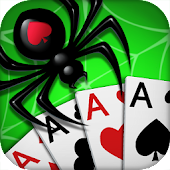 Spider Solitaire - Classic Card Games icon