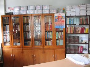 Photo: De bibliotheek