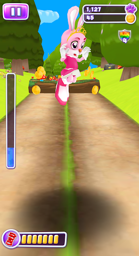 Bunny Run - Bunny Rabbit Game  screenshots 5
