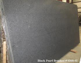 Photo: Black Pearl Brushed # 0368-02