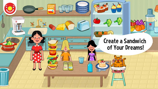 Aplikasi Pepi House (apk) download gratis untuk Android/PC/Windows screenshot