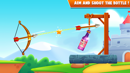 Archery Bottle Shoot MOD APK (Unlimited Money) 1