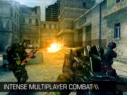 Bullet Force Mod 1.53 Apk [Unlimited Ammo/Grenades] 1