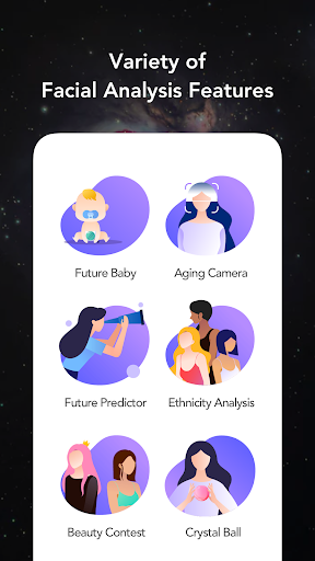 Screenshot for Face Secret Master – Horoscope in United States Play Store