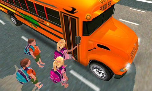 SMA Bus Driving 3D 1.2.9 screenshots 6
