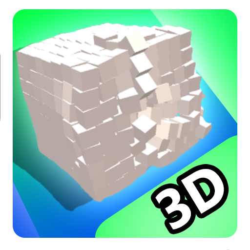 Physical 3D Modeling Destruction of buildings!