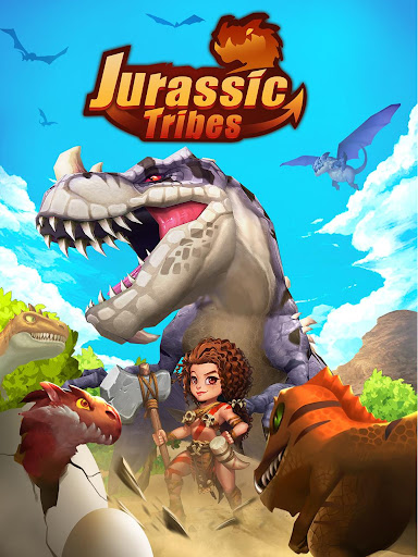 Code Triche Jurassic Tribes APK MOD (Astuce) screenshots 1