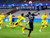 Clinton Mata revient sur la défaite de Bruges contre Dortmund