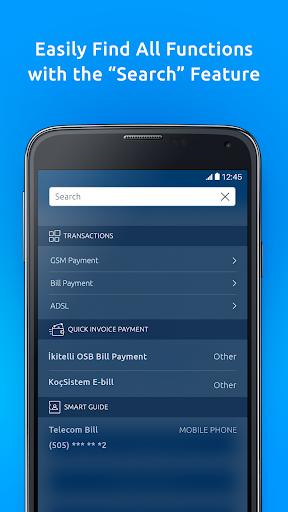 Yapı Kredi Mobile screenshot 5
