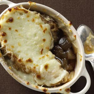Rich French Onion Soup