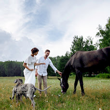Wedding photographer Svetlana Puzikova (puzikova). Photo of 17.10.2017